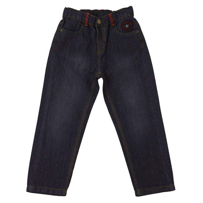 Baby Boys Jeans Black
