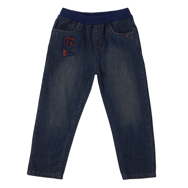 Baby Boys Jeans Green