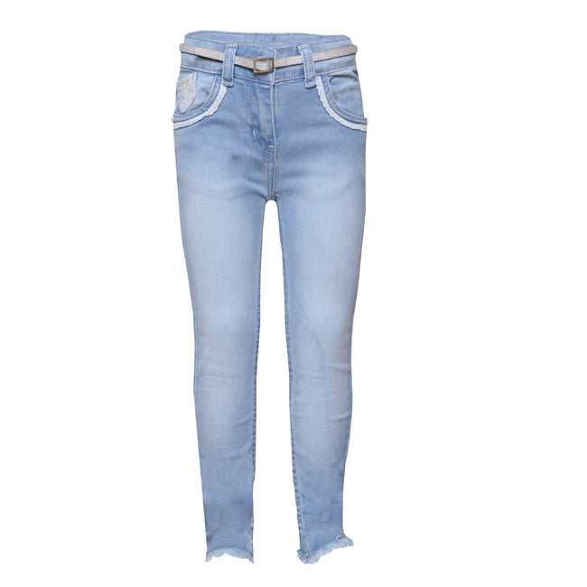 Girls Jeans Light Blue