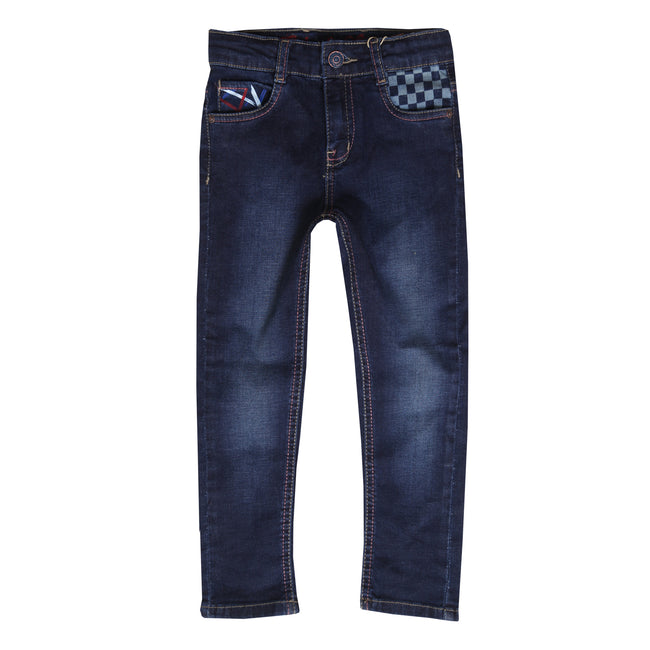 Boys Trouser Navy Blue