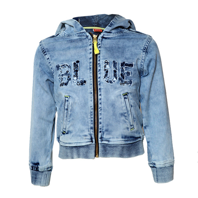 Girls Jackets Light Blue