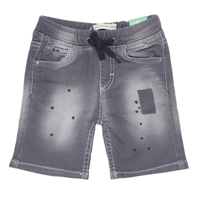 Boys Shorts Grey