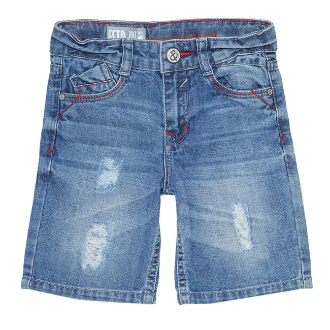 Boys Shorts Medium Blue