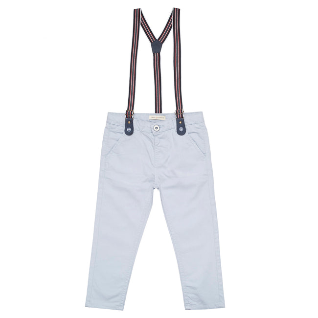 Boys Trouser Light Grey