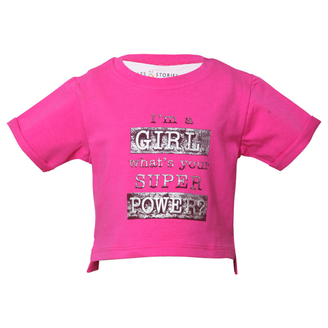 Girls Tshirts Rani