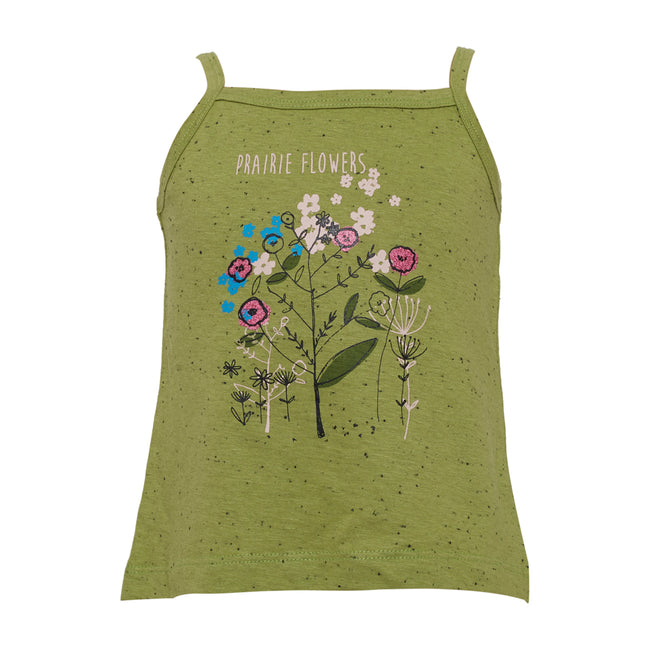 Girls Top Green