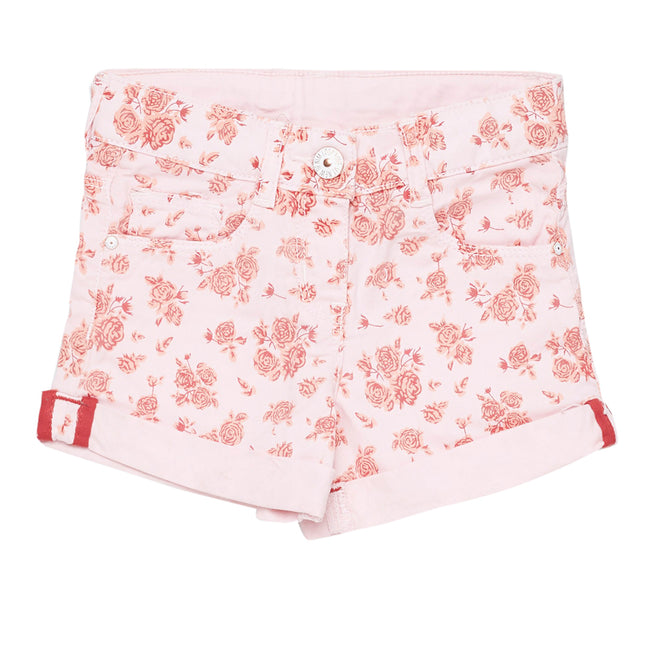 Girls Short Pink