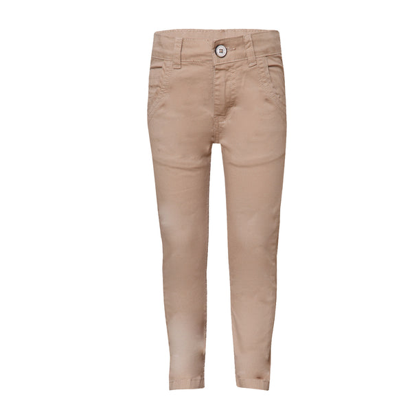 Boys Trouser Beige