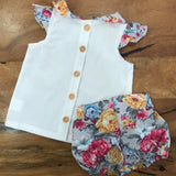 Penny Blouse & Puckers Set