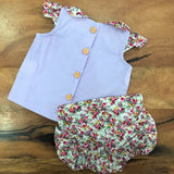 Emily Blouse & Puckers Set