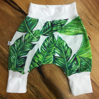 Leaf Harem Pants/Trousers