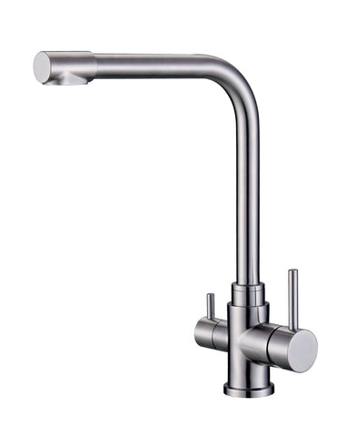 Three Way flick mixer Faucet