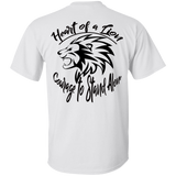 "XplicitOnes Clothing: ""Heart of a Lion"" T-Shirt"