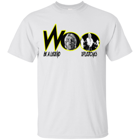 "Xplicit Ones Exclusive: ""WOO"" T-Shirt"