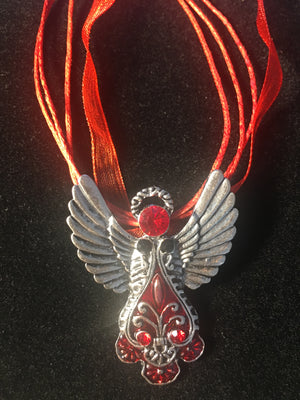 COLOURFUL ANGEL NECKLACE