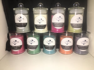 SMALL LOGAN CANDLES