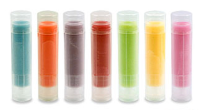 LIP BALM CLEAR TUBE