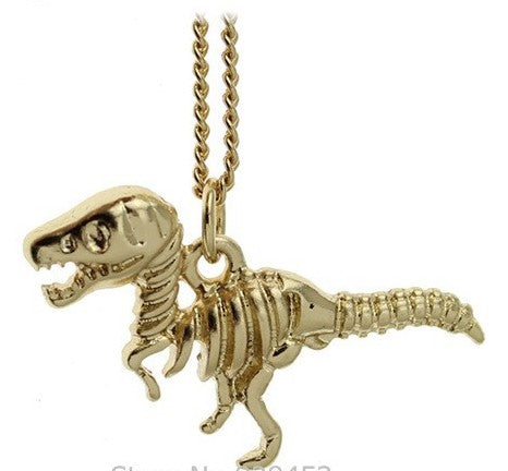 KIDS DINOSAUR NECKLACE