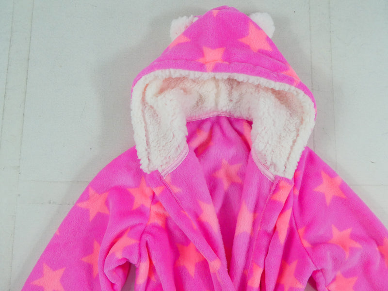 KIDS CORAL FLEECE GOWN