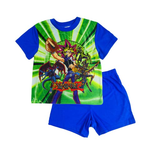 BOYS PJS SET