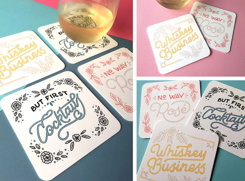 crashboom designs greeting cards coasters prints