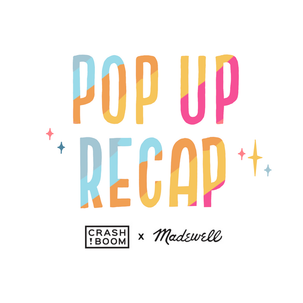 CrashBoom x Madewell Pop Up Recap