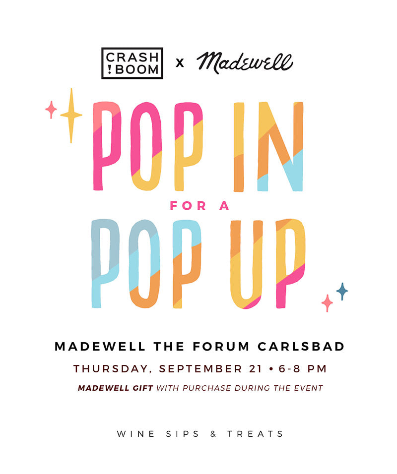 crashboom pop up madewell