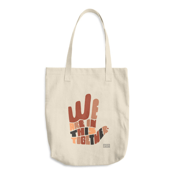 Together Cotton Tote Bag