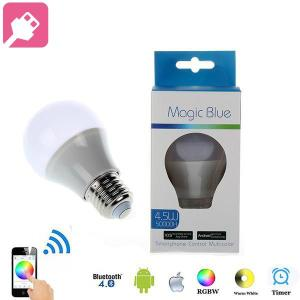 Smart LED Bulb. Support smartphone remote control
