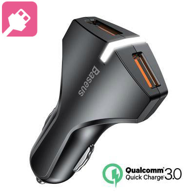 Smart USB Car Charger - arfshop.co