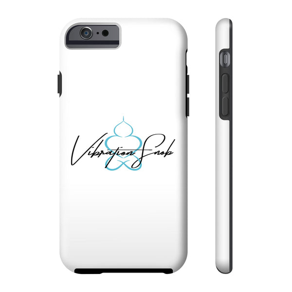 Vibration Snob Logo - Tough iPhone Case 6/6s