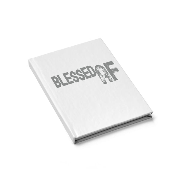 Blessed AF - Journal Blank Page
