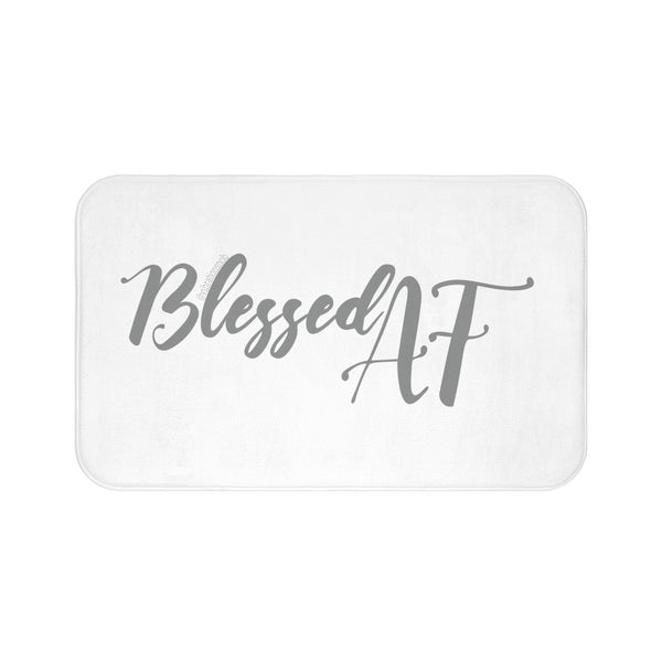 Blessed AF - Bath Mat | 2 Sizes