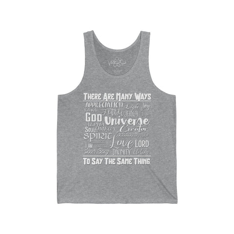 Many Ways - Men's Jersey Tank