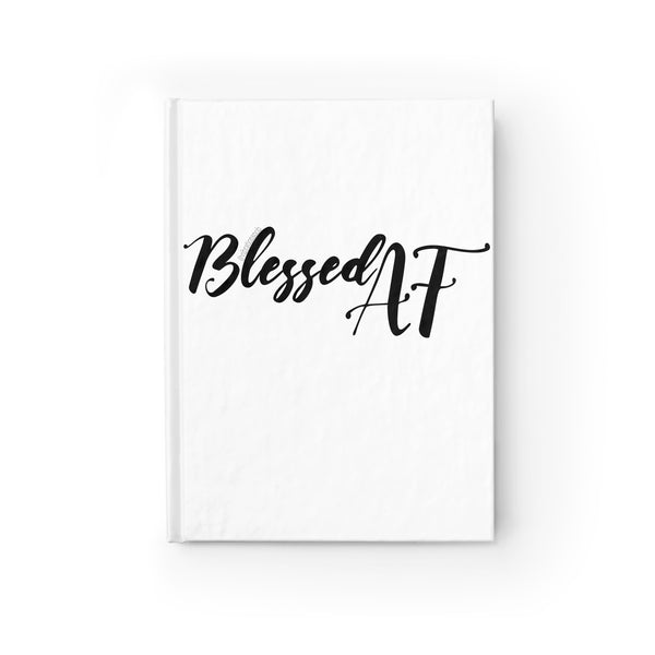 Blessed AF - Journal Blank Pages