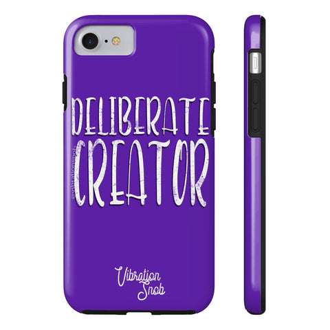 Deliberate Creator - Tough iPhone 7