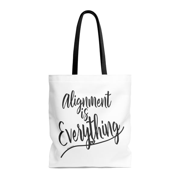 Alignment Is Everything - Tote Bag | 3 Sizes