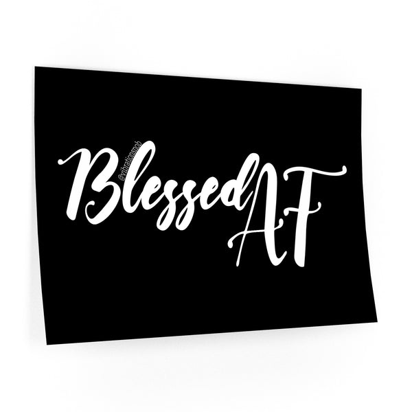 Blessed AF - Wall Decals