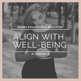 Align With Well-Being Meditation 60 Min