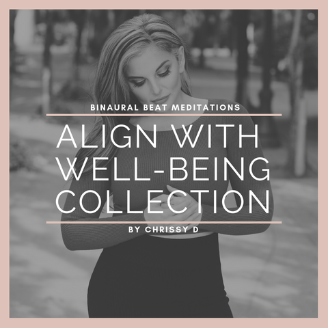 Align With Well-Being Meditation Collection