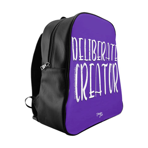 Deliberate Creator - Backpack | 3 Sizes