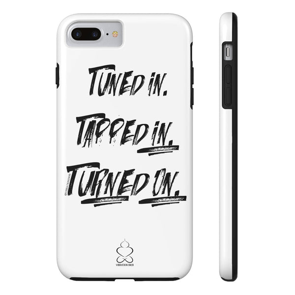 Tuned In. Tapped In. Turned On. - Tough iPhone 7 Plus