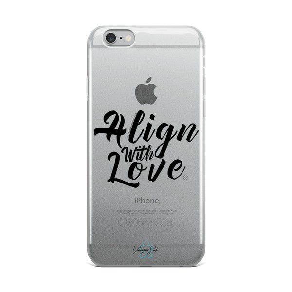 Align With Love - iPhone Case | 6-X