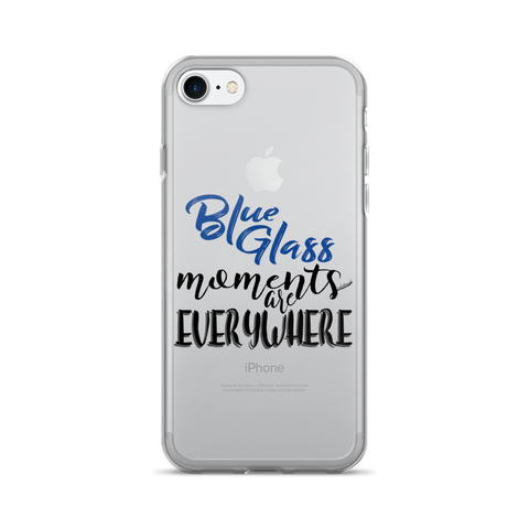 Blue Glass - iPhone 7/7 Plus Case