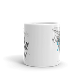 Believe It w/Vibration Snob Logo - Mug