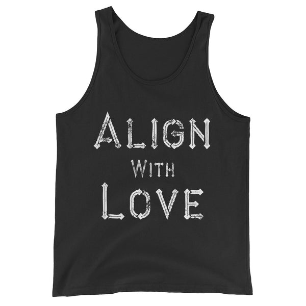Align With Love - Men's  Tank Top