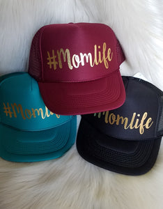 #MOMLIFE Trucker Hat