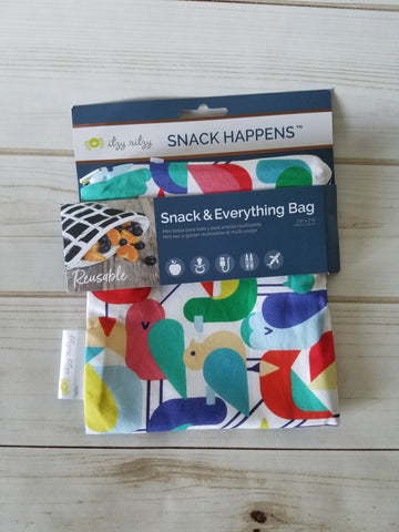 Snack & Everything Reusable Bag