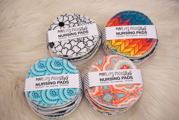 NURSING PADS - MIXED PRINTS