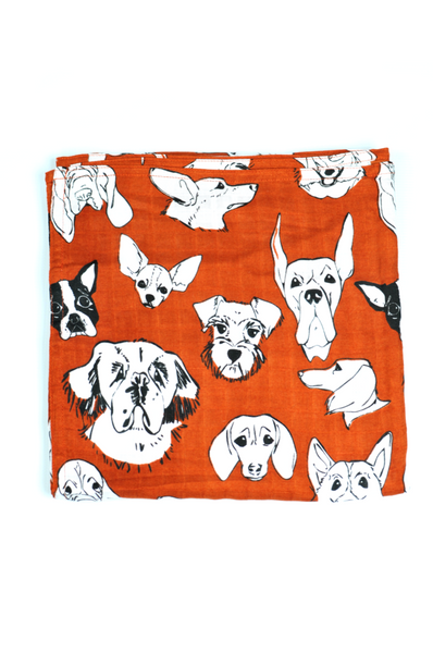 THREE DOG NIGHT BAMBOO SWADDLE